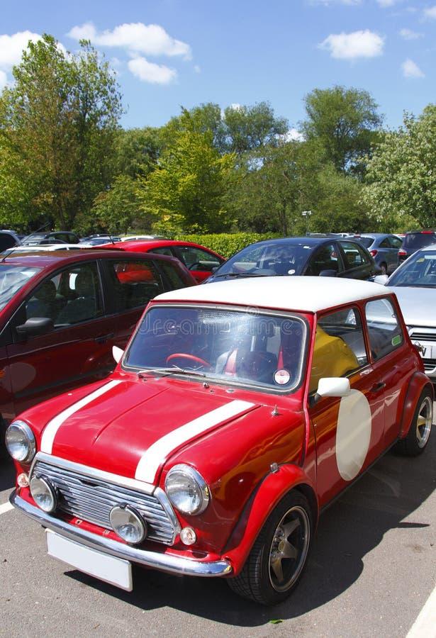 samochód mini obrazy royalty free