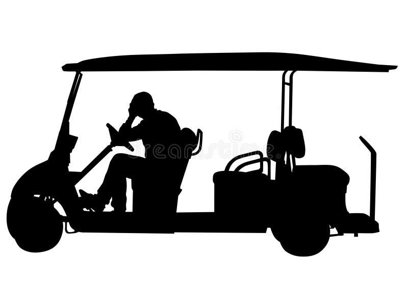 Samochód Osobowy ilustracja wektor