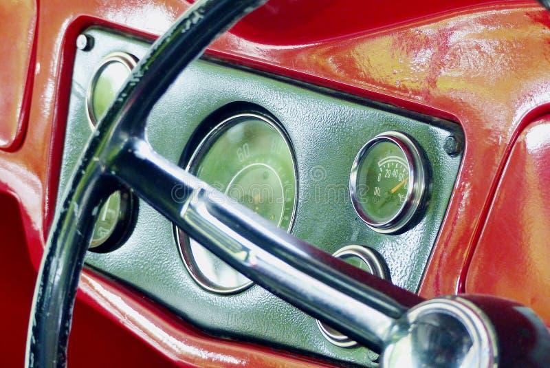 samochód retro zdjęcie royalty free