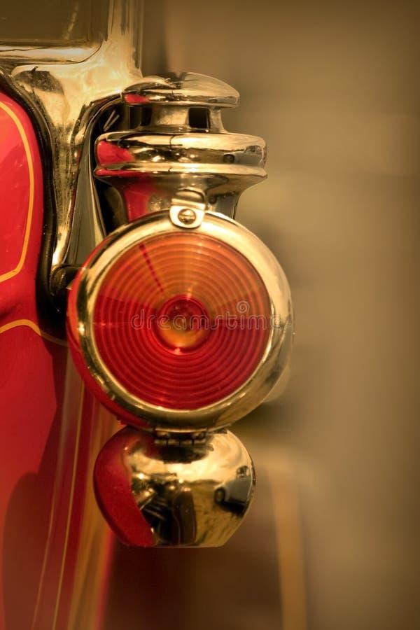 samochód rocznik światło obrazy stock