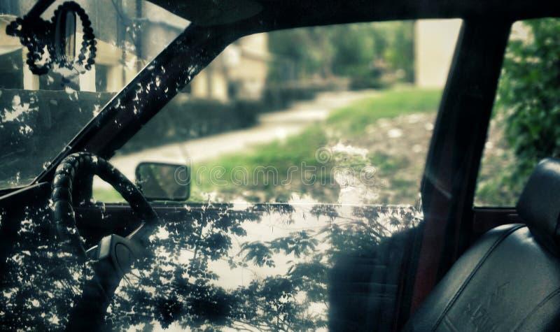 samochód samochód retro sepiowy roczne obrazy royalty free