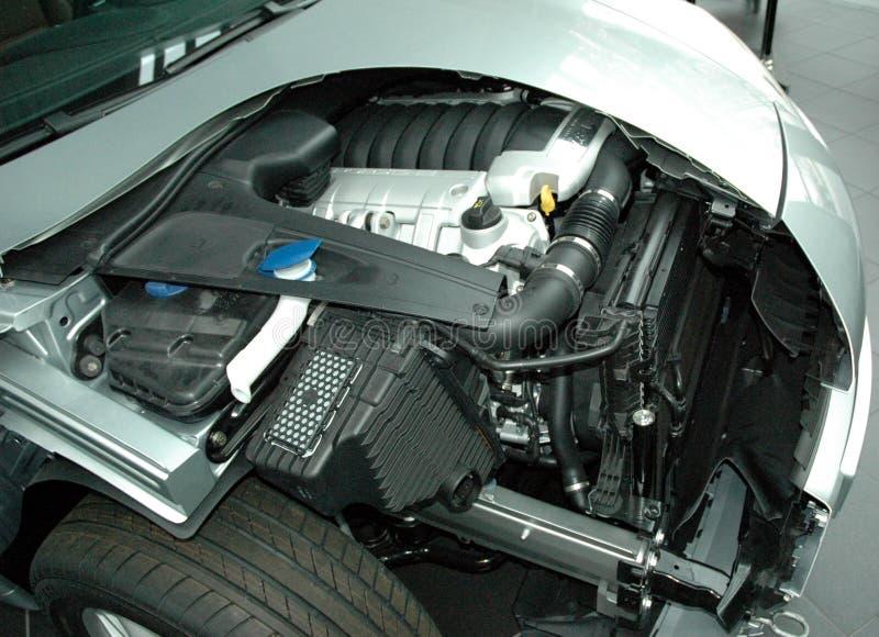 samochód silnika fotografia stock