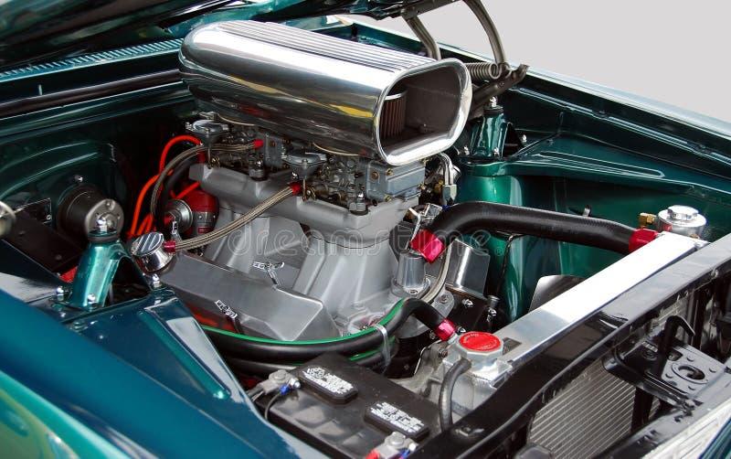samochód silnika zdjęcia royalty free