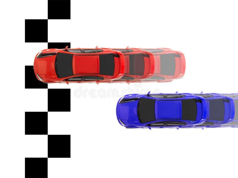 samochód szczelina zdjęcia royalty free