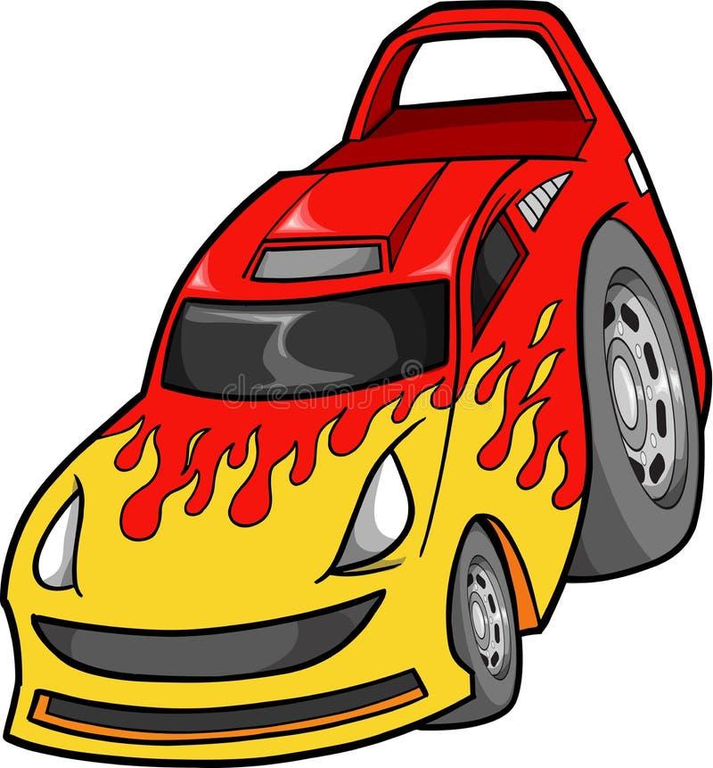 samochód wektor ilustracyjny ilustracja wektor