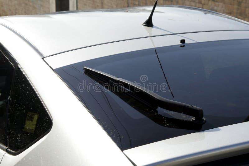 samochód z tyłu fotografia stock