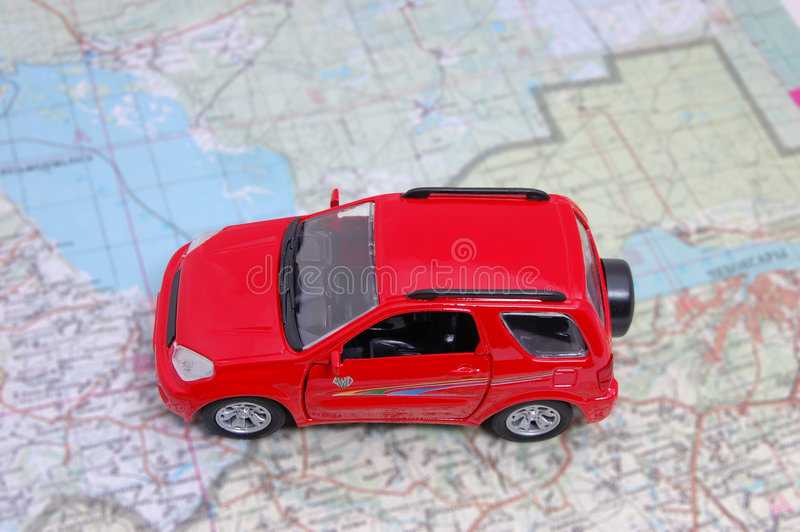 samochód zabawka obrazy royalty free