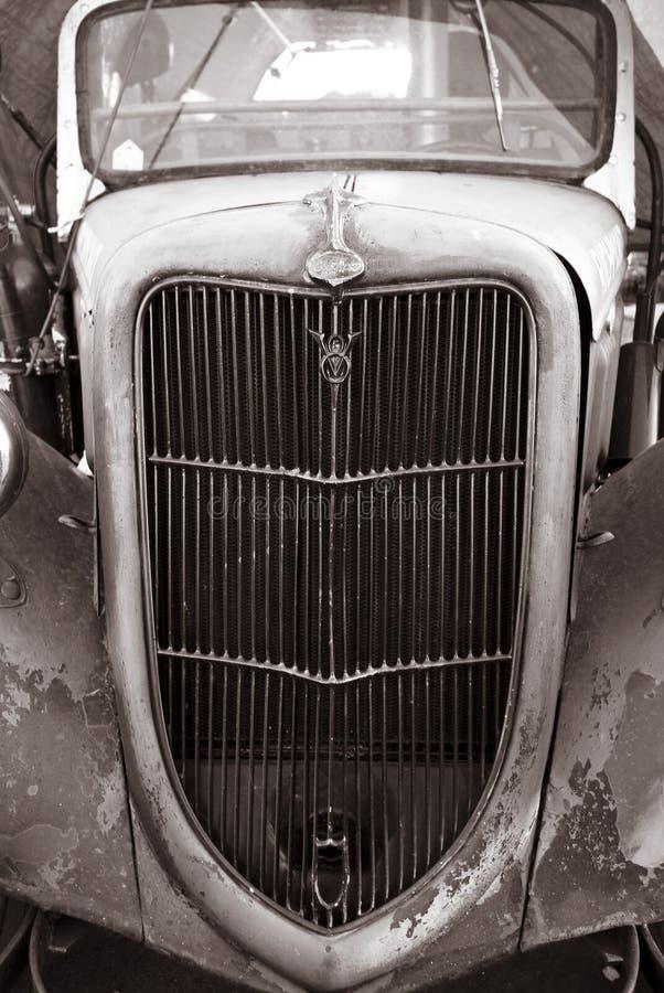 Samoch?d, pojazd mechaniczny, Czarny I Bia?y, Automobilowy projekt, obraz royalty free