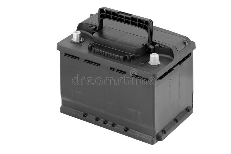Samochodowa bateria. obrazy royalty free