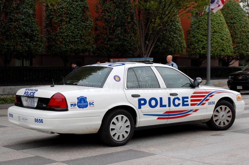 samochodowa dc metropolita policja Washington obrazy stock