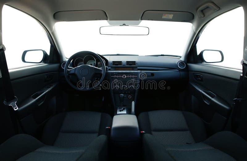 samochodowa deska rozdzielcza fotografia royalty free