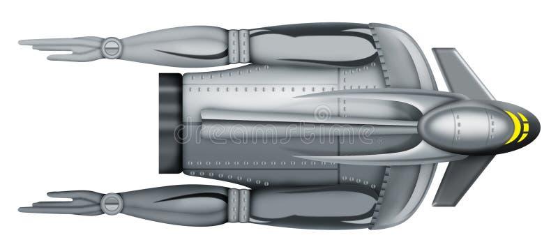 Samochodowa grafika ilustracji
