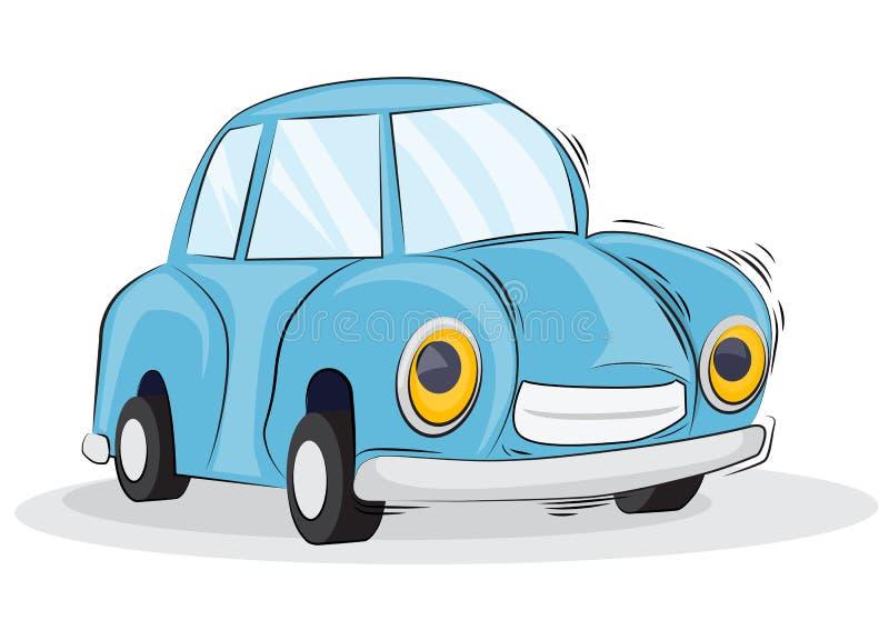 samochodowego kreskówki wzoru bezszwowy wektor ilustracja wektor