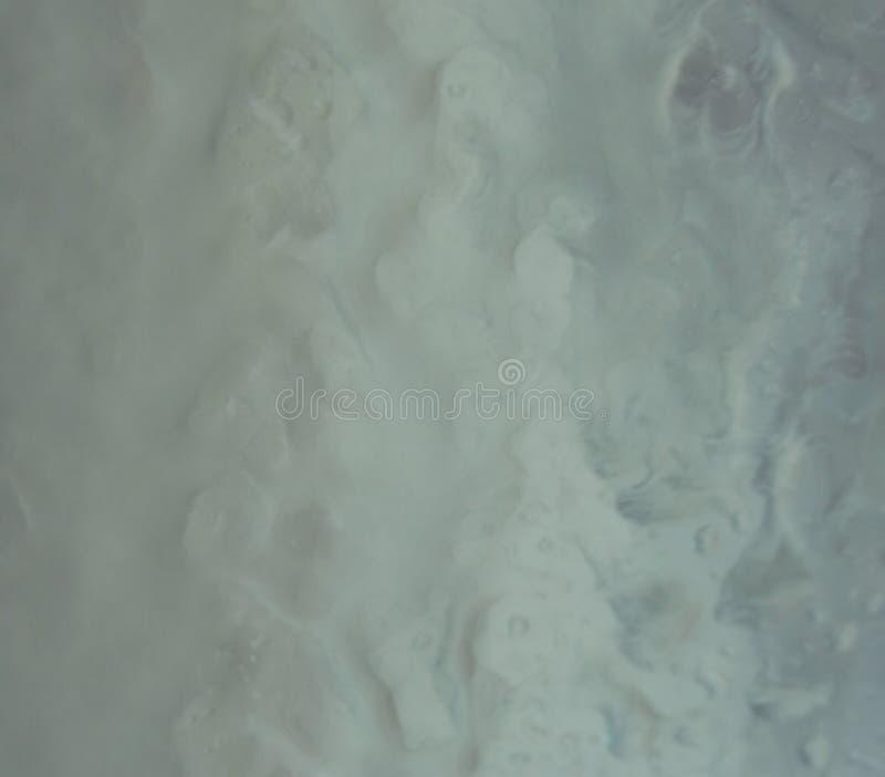 Samochodowego obmycia mydła bąble i piana zdjęcia royalty free