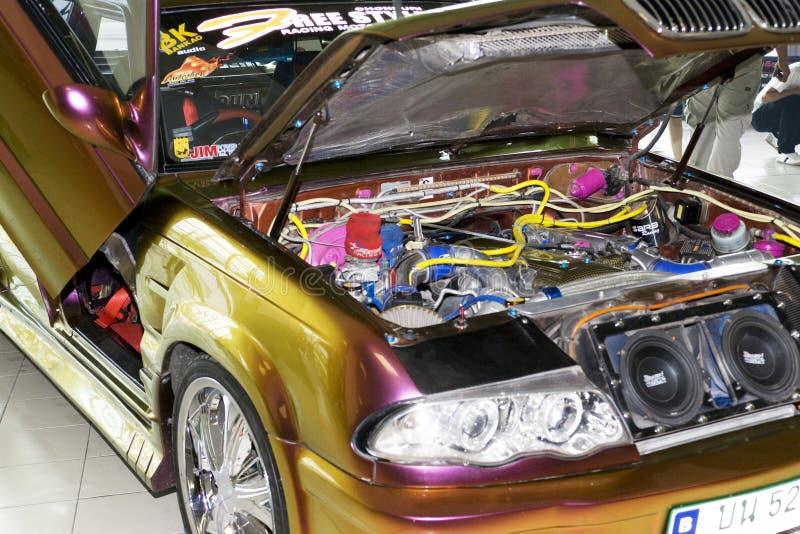 samochodowego silnika xtreme zdjęcia royalty free