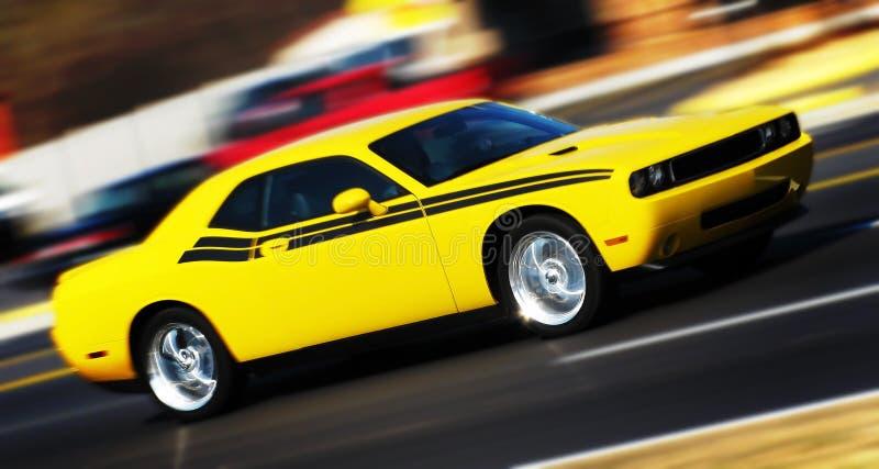 samochodowi sporty zdjęcie royalty free