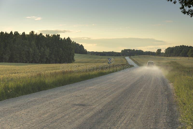 chodzenie na wsi