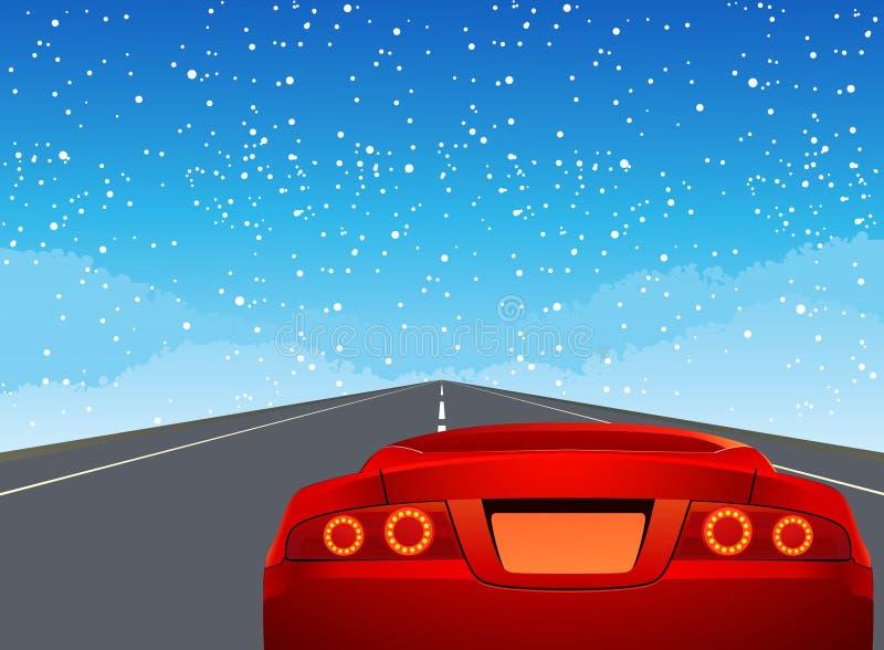 Samochodowy Drogowy Sport Obrazy Stock