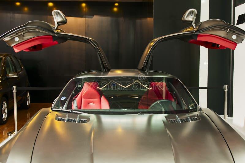 samochodowy drzwi zdjęcie royalty free