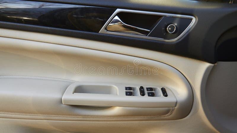 Samochodowy drzwi zdjęcia stock