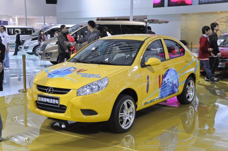 Samochodowy elektryczny czysty tongyue