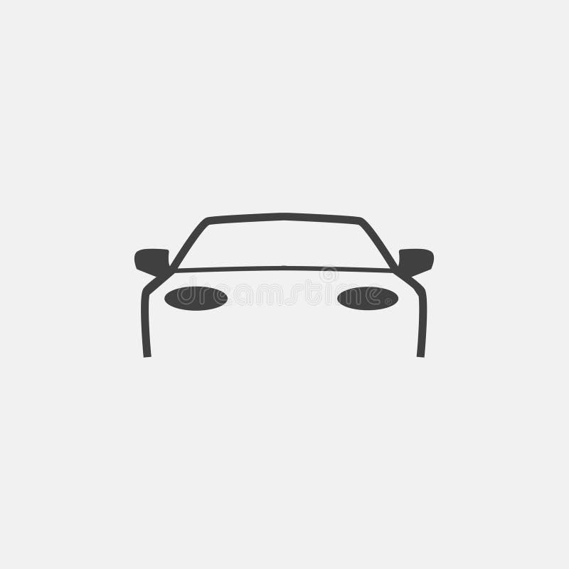 samochodowy eps10 ikony ilustraci wektor ilustracja wektor