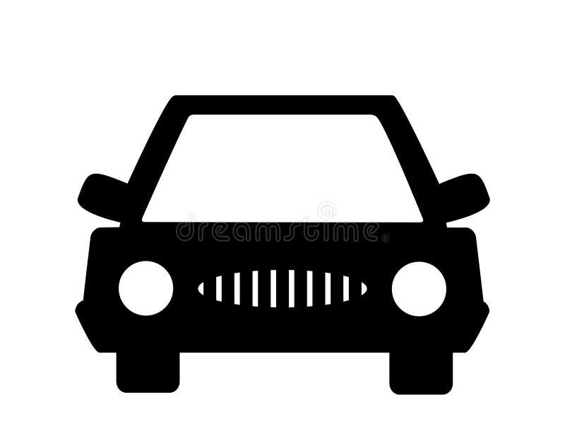 samochodowy eps10 ikony ilustraci wektor