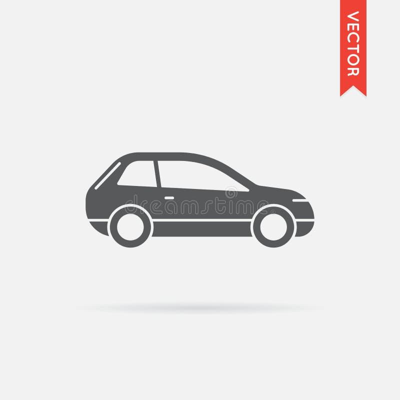 Samochodowy ikona wektor