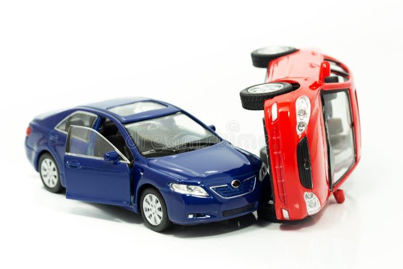 Samochodowy incydent zdjęcie stock