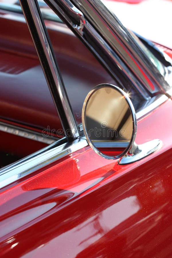 samochodowy klasyk fotografia royalty free