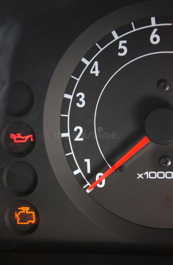 samochodowy kokpit obraz stock