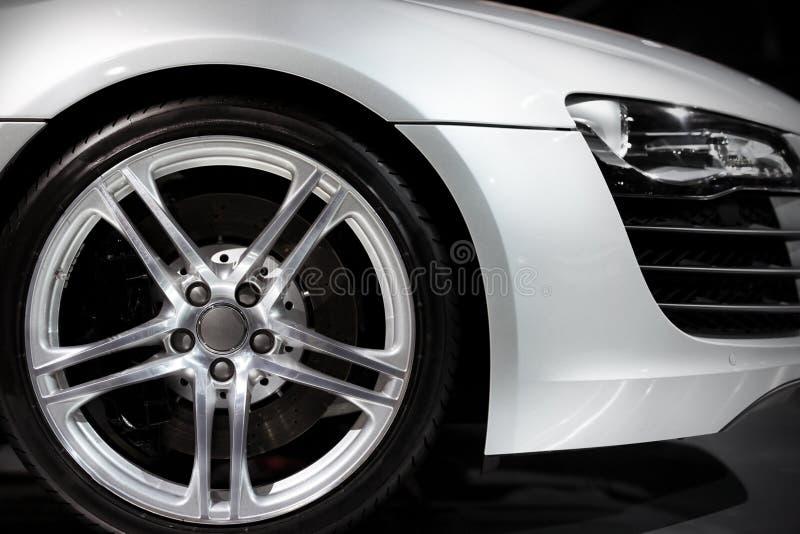 samochodowy luksusowy sport fotografia stock