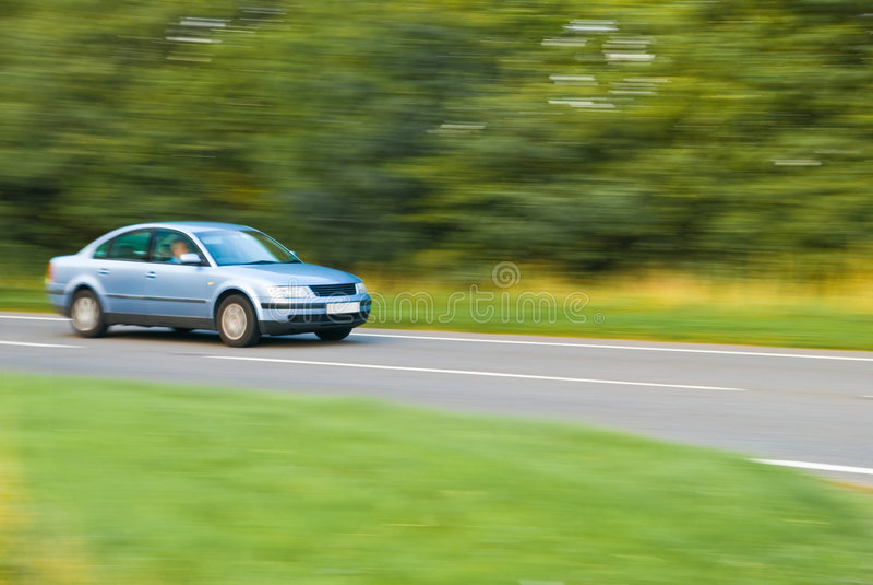 samochodowy mknięcie obraz royalty free