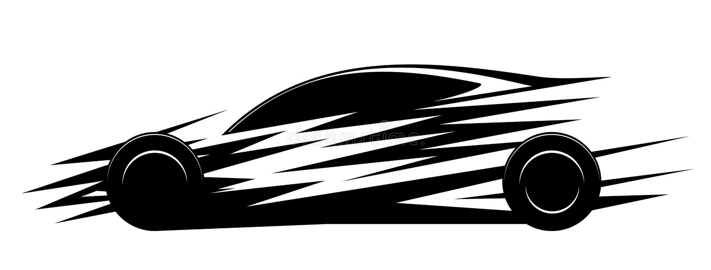 samochodowy siatki sportów wektor ilustracja wektor