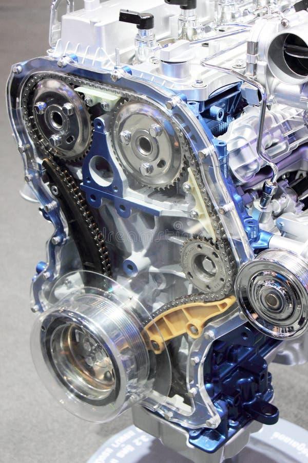 Samochodowy silnik. fotografia stock