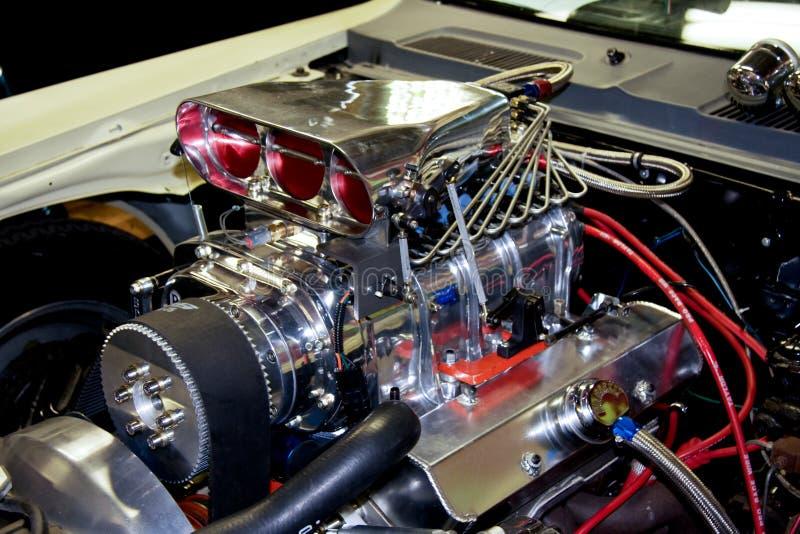 samochodowy silnik fotografia royalty free