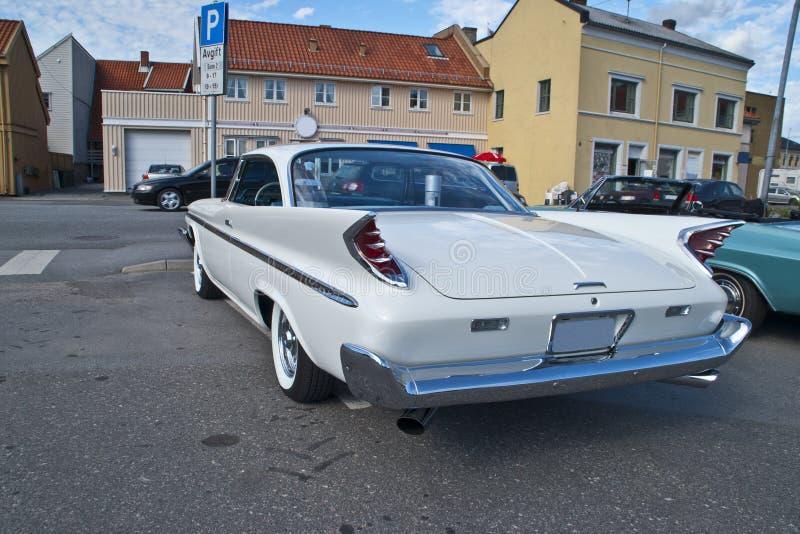 Download Samochodowy Am Spotkanie Wewnątrz Halden (1960 Desoto) Obraz Stock - Obraz: 25909241