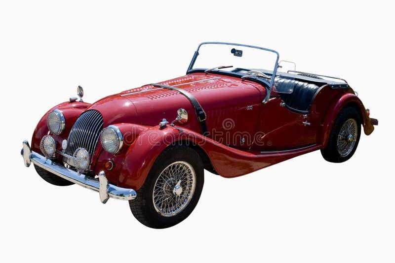 samochodowy stary sport obraz stock