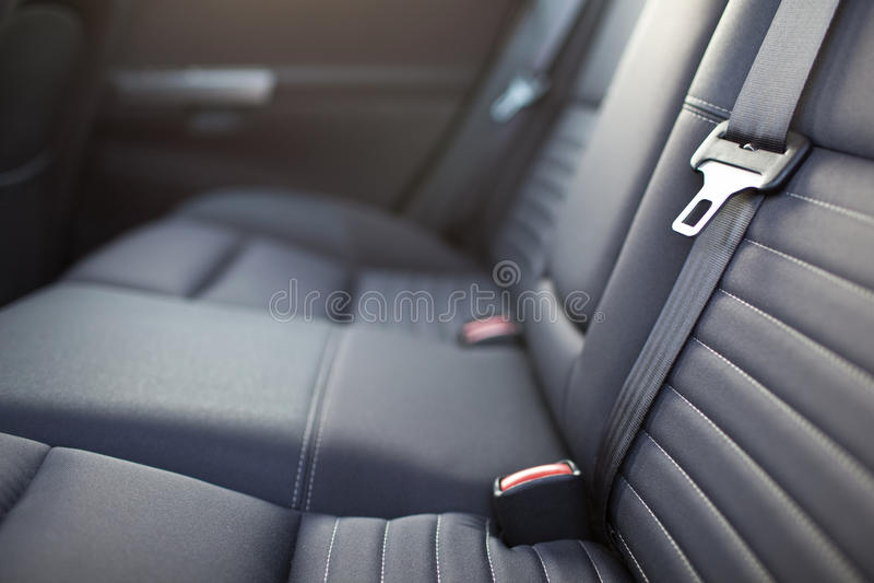 samochodowy wewnętrzny nowożytny zdjęcie stock
