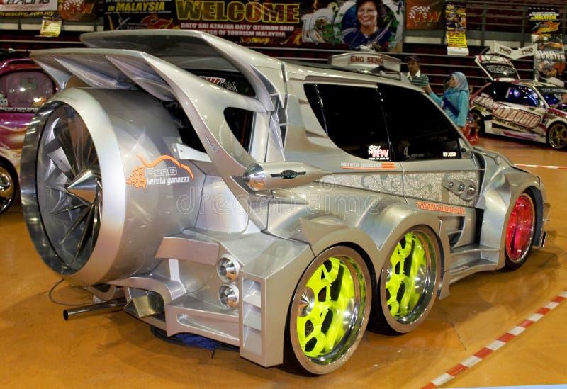 samochodowy xtreme zdjęcia royalty free
