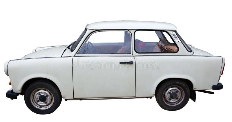 samochodowy z niemiec wschodnich stary obrazy stock