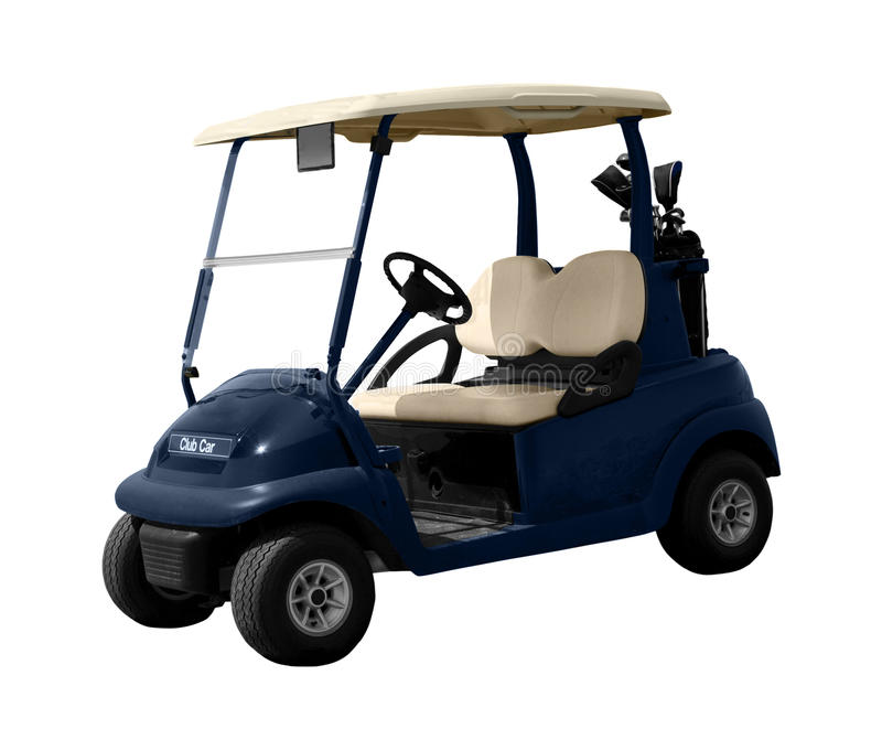samochodu golf obrazy stock