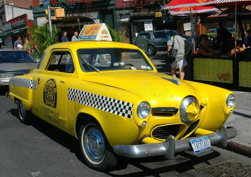 samochodu studebaker rocznik obrazy royalty free