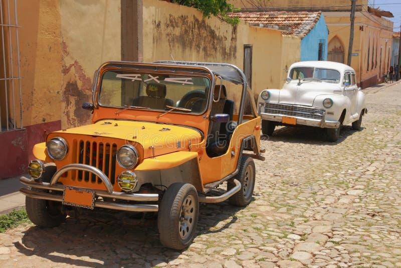 samochody klasyczni obrazy stock
