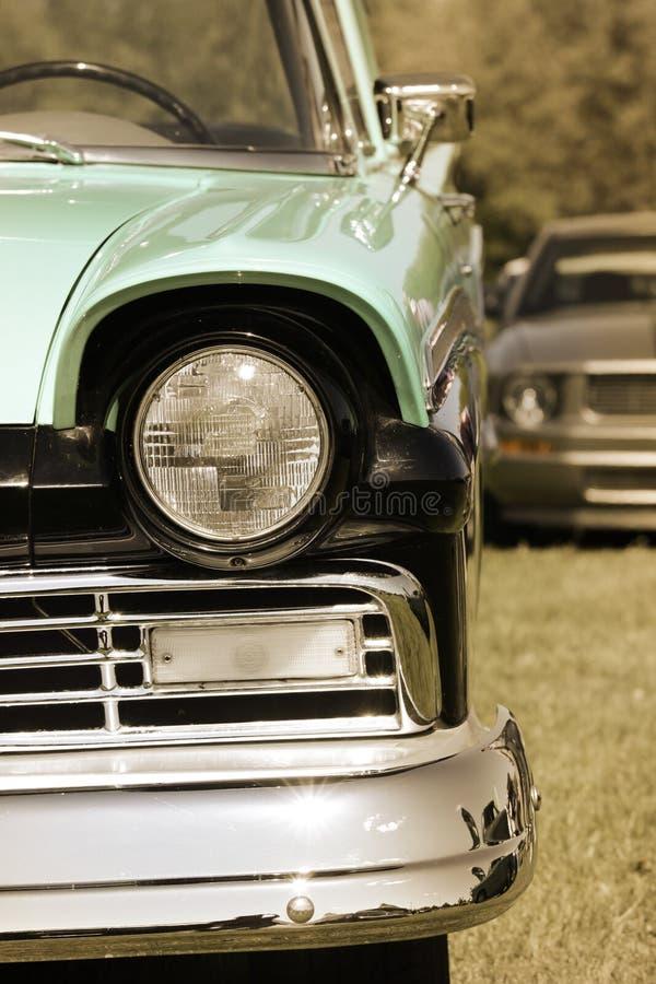 samochody klasyczni zdjęcie royalty free