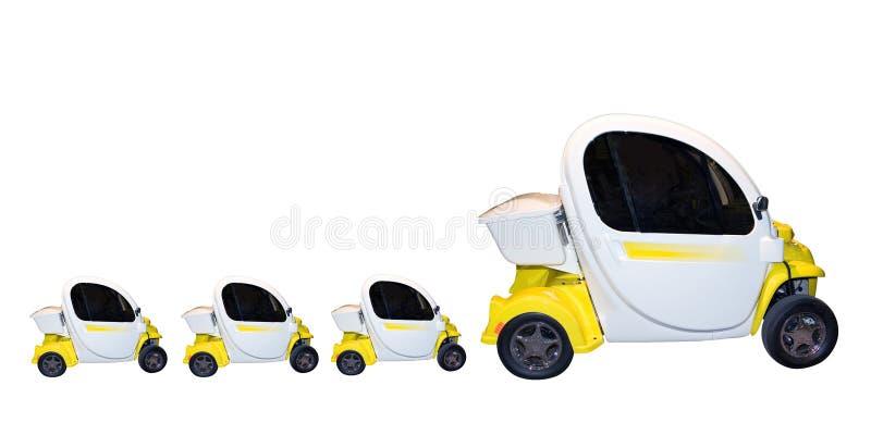 samochody rodzinne fotografia royalty free