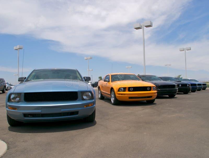 samochody sportowe zdjęcia stock
