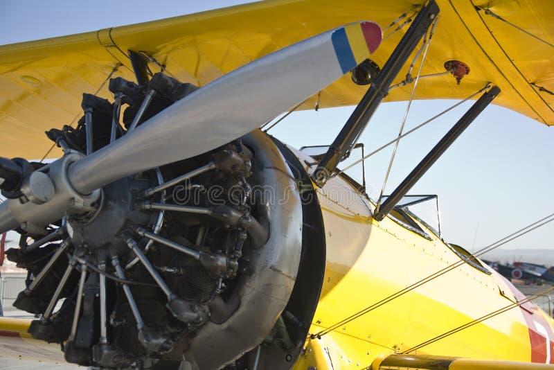 - samolot. zdjęcie stock