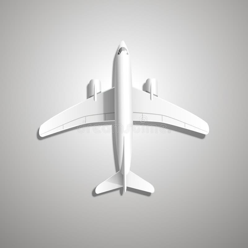 samolot ilustracja wektor
