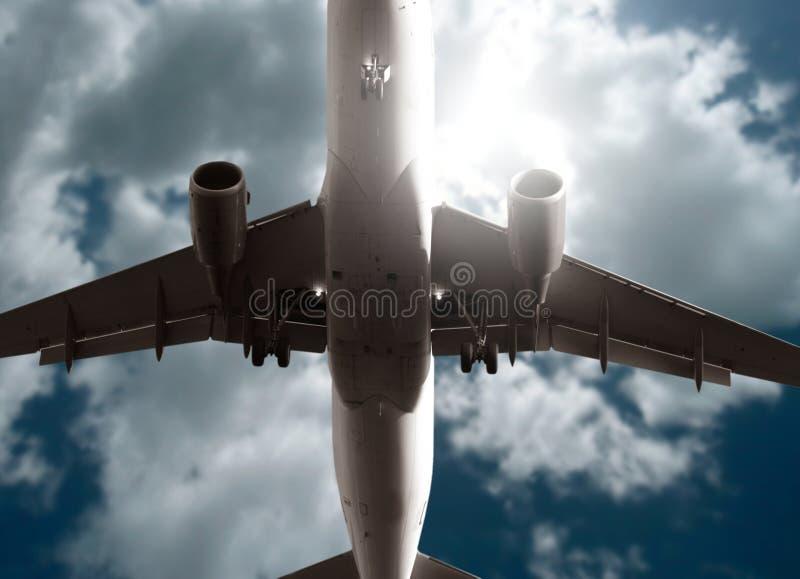 samolot. obrazy stock